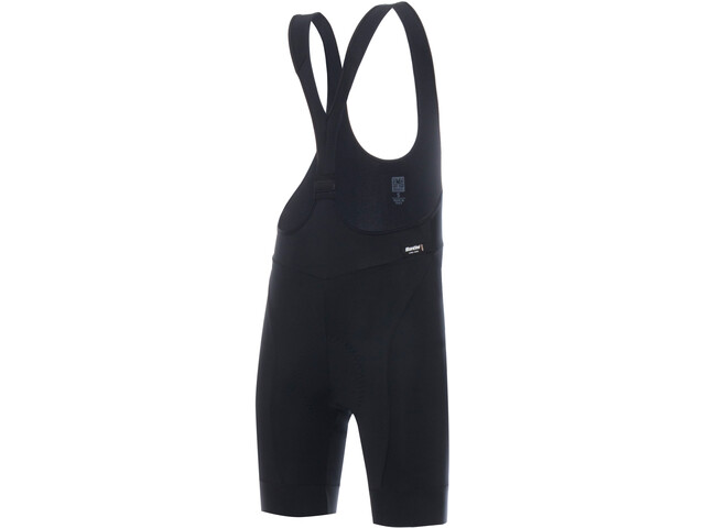 Santini Legend Bib Shorts Dames, black